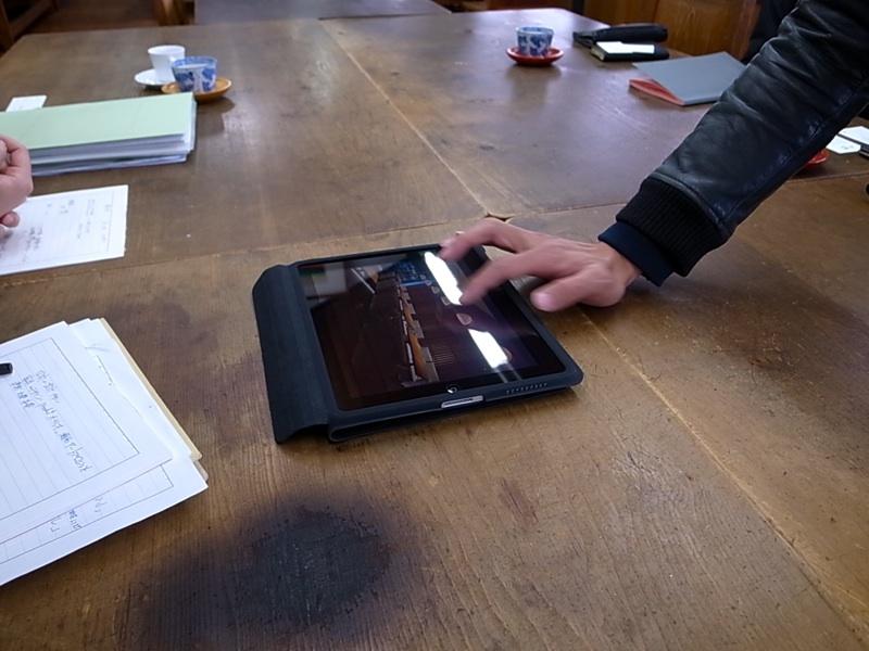 iPad登場。