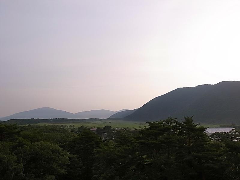 飯田高原。