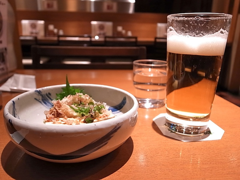 一人晩ご飯。
