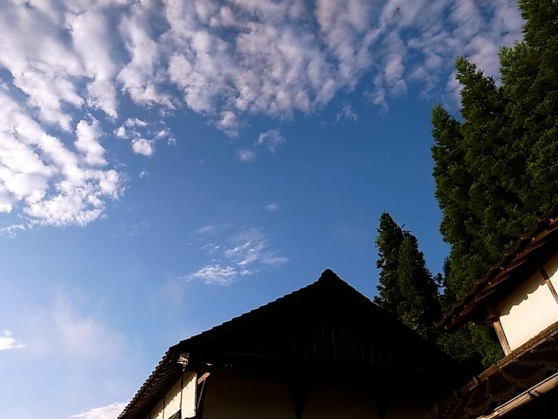 2012 8/15の空。