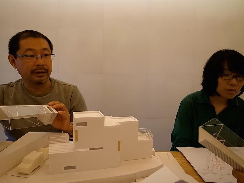 矢作設計事務所。